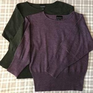 2 for 1! 😱 100%Merino wool sweaters